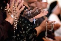 Rosaries / by ~ Vicki ~
