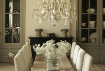 Dining room / by Elke Richard