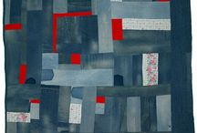 Contemporary Quilts / by Gina Marin