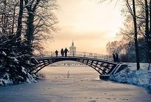 l'hiver / by Karen Louise