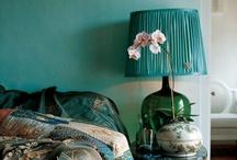 Home ~ bedrooms / beautiful beds and sleeping spaces / by Ru'cucu