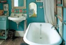 Home ~ bathrooms / by Ru'cucu