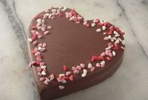 Swiss Maid's Valentine Sweets / Surprise your sweetie & loved ones with homemade gifts from the heart. You can't go wrong with candy!