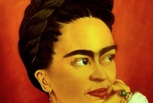 Love to Frida ♥ / by Birgitta Ekblad