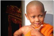 Spirituality ~ Young Monks ~ / by ~ Vicki ~