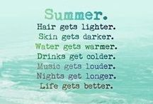 summer / by Karen Louise