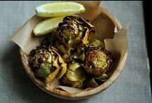 Artichokes ~ Grilled, Marinated, Broiled, Sauteed.... ~ / by Vicki Stokes