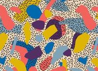 Pattern / Prints and patterns, textile design
