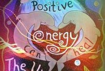 Energy ~ Vibration ~ Frequency / by ~ Vicki ~