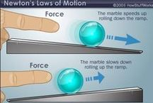 Teaching - Force & Motion / These pins relate to the 8th grade Force & Motion unit. / by Viv b