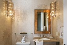 Powder room / by Elke Richard