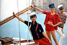 Nautical, but Nice / We love boating, and we know you do too! But what about Nautical-inspired fashion? Follow this board for style, shopping, fashion, and vintage fashion icons from the boating lifestyle. Anchors, sailor stripes, and crisp dock-side fashion welcome!