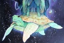 Sacred Turtle / by ~ Vicki ~