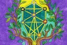 Tree of Life ~ 3 ~ / by ~ Vicki ~