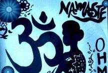 Om ~ Namaste ~ Om / by ~ Vicki ~