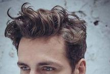HAIR STYLE / INSPIRATION FOR HEATH / by John G.