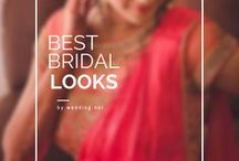 Best Bridal Looks / • weddingnet • wedding • India •indian •indian wedding • mehendi • ceremony • lehenga • lehengacholi • choli • lehenga wedding •lehenga saree • saree • bridal saree • wedding saree • indian wedding outfits • outfits • details • jewels • rings • tikka • earrings • sets •
