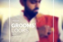 Grooms' Looks / • weddingnet • wedding • India •indian •indian wedding • mehendi • ceremony • indian wedding outfits • outfits • details • groom • wear • groomwear • sherwani • groomsmen •