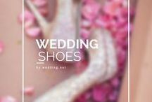 Wedding Shoes / Collection of different Bridal Wedding Shoes for everyone!