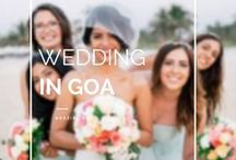 Wedding in GOA / Many ideas and inspiration for celebrate your wedding in GOA, India. Let's inspire! Decoration, Photoshoots ideas, Location and Venues!