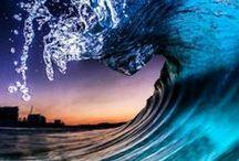 wet / wet, wild, wonderful waves