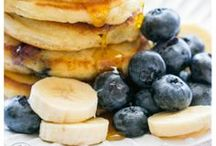 Brunch / for those special lazy weekend mornings, when a big breakfast hits the spot