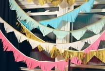 party decorations / by lucinda henry