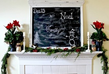 Christmas Mantels / by Kim Rowland (Today is My Someday)