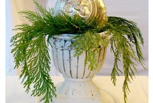 Christmas Decor- inside / by Kim Rowland (Today is My Someday)