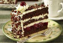 Cakes & Sweet Ideas