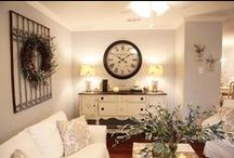 Home Decor Ideas / by Carolyn Tarver