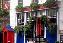 London #Pubs / London Pubs: A selection of the best pubs in London. Best how? Tricky, but generally atmosphere, authenticity, what they sell, service, food and 'appeal'. / by InsideGuide toLondon