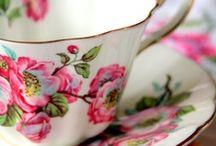 A Spot of Tea...Cups / by Carolyn Tarver