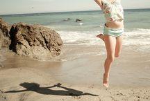 Happy at the Beach / by Cheri Bonnett Greenwood