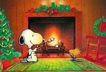 At Home for the Holiday's / by Carolyn Tarver