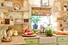 The Kitchen is the Heart of the Home / by Carolyn Tarver