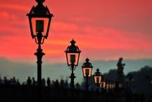 Leaning on a Lamp Post / by Carolyn Tarver