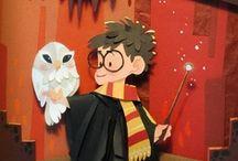 Harry Potter / by Sarah Hicks