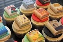 Books and cake!