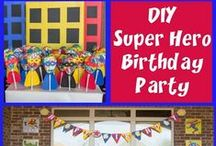 Party Stuff / Party decor, invites, ideas, projects, tutorials, tips, tricks & more.