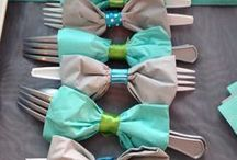 Party Planning / So many parties, so many themes!  From baby showers, to bridal showers, to the regular ol' birthday party, here are some great ideas to throw a post party!