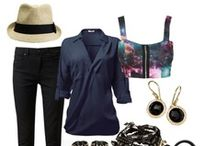 Polyvore Creations / by Sarah Hicks
