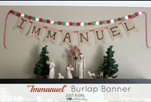 Holiday: Christmas / Ideas for Christmas decor, recipes, projects, ideas, tips, tricks and more