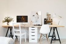 Work Spaces / Perfection in Work Space Inspiration