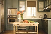 Kitchen Design Ideas / Ideas for design and decorating the perfect kitchen