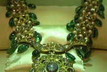 Bling- necklaces etc.