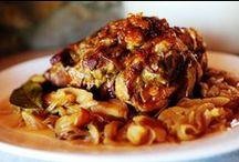 Pork Deliciousness / Pork recipes / by Dawn Elsberry