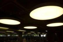 Ground Floor Refurbishment / Charting the progress of the refurbishment of the library ground floor!