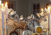 Holiday: New Year's Eve / Ideas for New Year's Eve party decor, recipes, projects, gifts, ideas, tips, tricks and more