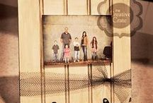 Crafty Ideas: Frames / Craft ideas for frames, DIY, decor, tips, tricks, tutorials, & more!